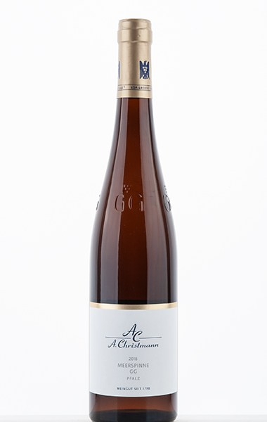 Sea Spider in the Almond Orchard Riesling Grosses Gewächs 2018