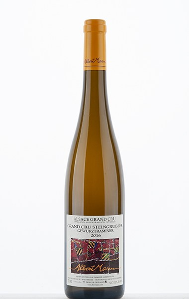 Gewürztraminer Steingrubler Grand Cru 2016