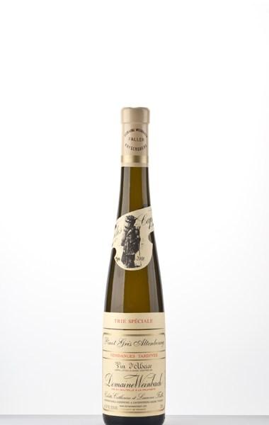 Pinot Gris Altenbourg Trie Spéciale Vendanges Tardives 2008 375ml
