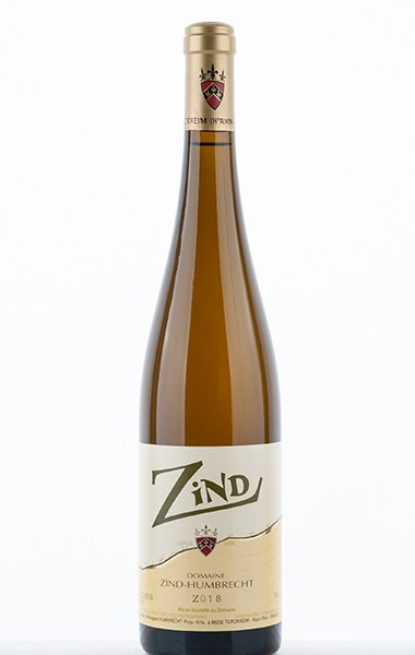 Chardonnay Auxerrois ZIND 2018