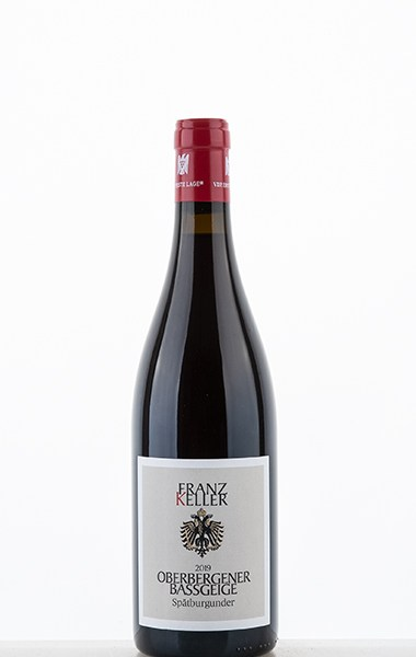 Oberbergener Bassgeige Pinot Noir VDP Erste Lage 2019