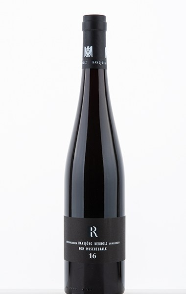 R' Pinot Noir from the shell limestone dry 2016
