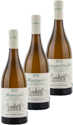Forfait dégustation Rémi Jobard Meursault 2019 - Forfait dégustation