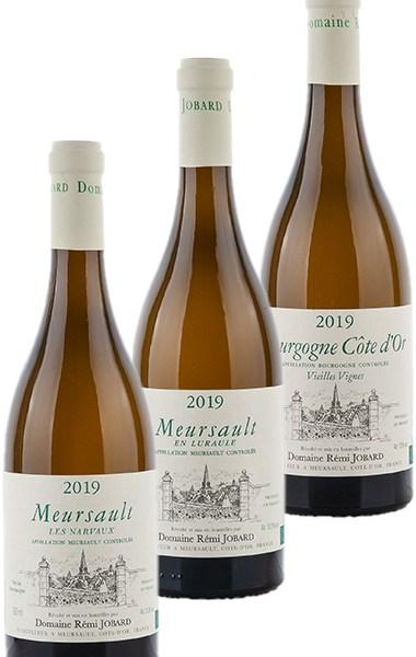 Tasting package Rémi Jobard Meursault 2019 - Tasting package