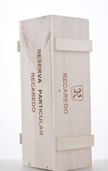 Holzkiste für eine Flasche Reserva Particular NV