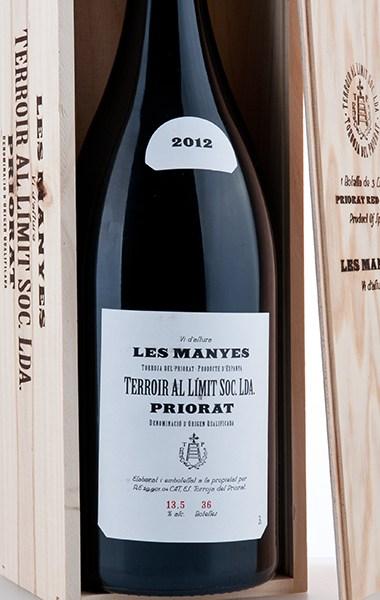 Les Manyes 2012 3000ml