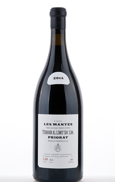 Les Manyes 2014