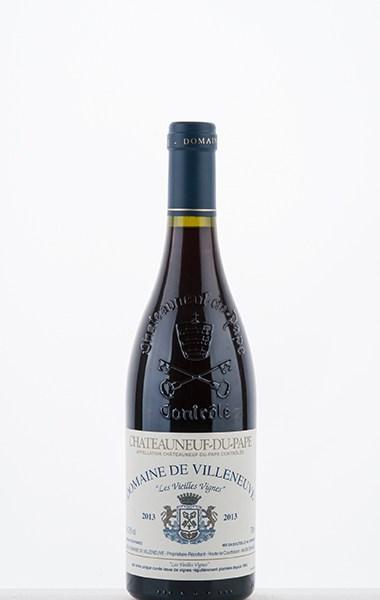 """Châteauneuf-du-Pape """"Les Vieilles Vignes"""" 2013"""