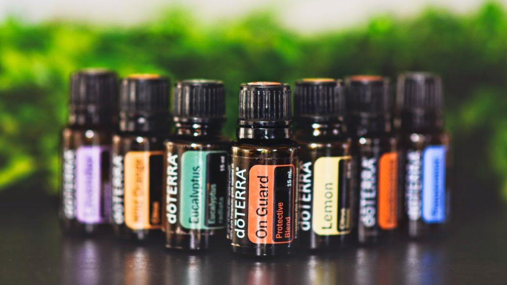Ätherische Öle für Körper, Seele und Gedächtnis