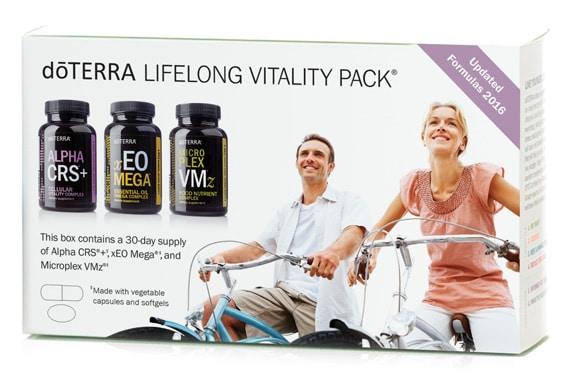 LifeLong Vitalitiy Pack (Lebenslange Vitalität)