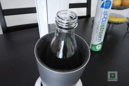 Die Flasche