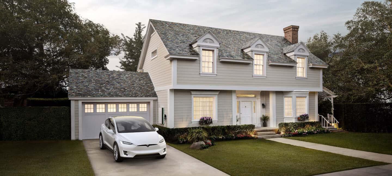 Tesla Solar Roof Solarziegel K 246 Nnen Jetzt Vorbestellt