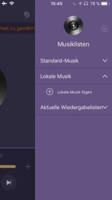 Mit Musik