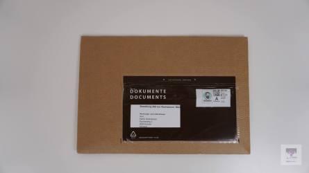 Wellkarton Verpackung - leicht und stabil