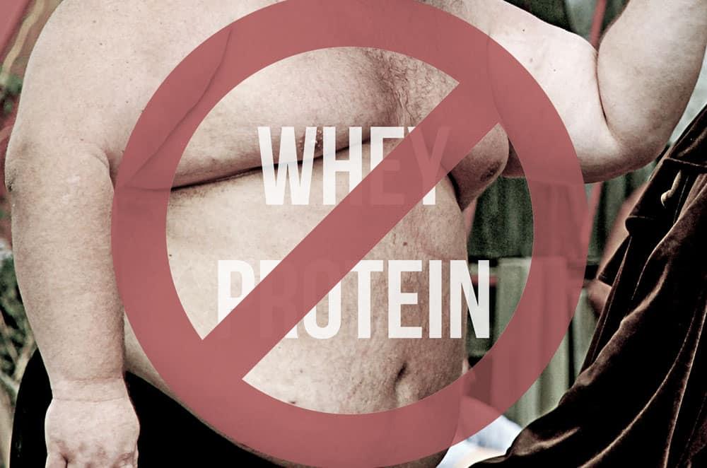 Protein macht fett!