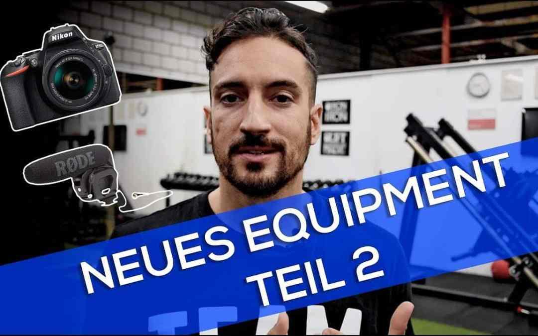 Qualität der Views! Neues Equipment Teil 2