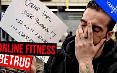 Realitätscheck! Online Fitness Programme und ihre Lügen