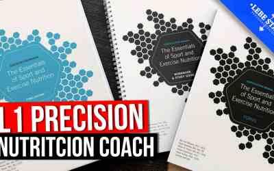 Lebe Stark auf dem Weg zum L1 Precision Nutrition Coach