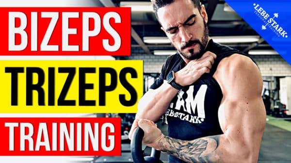 Top 5 Kettlebell Übungen für die Arme