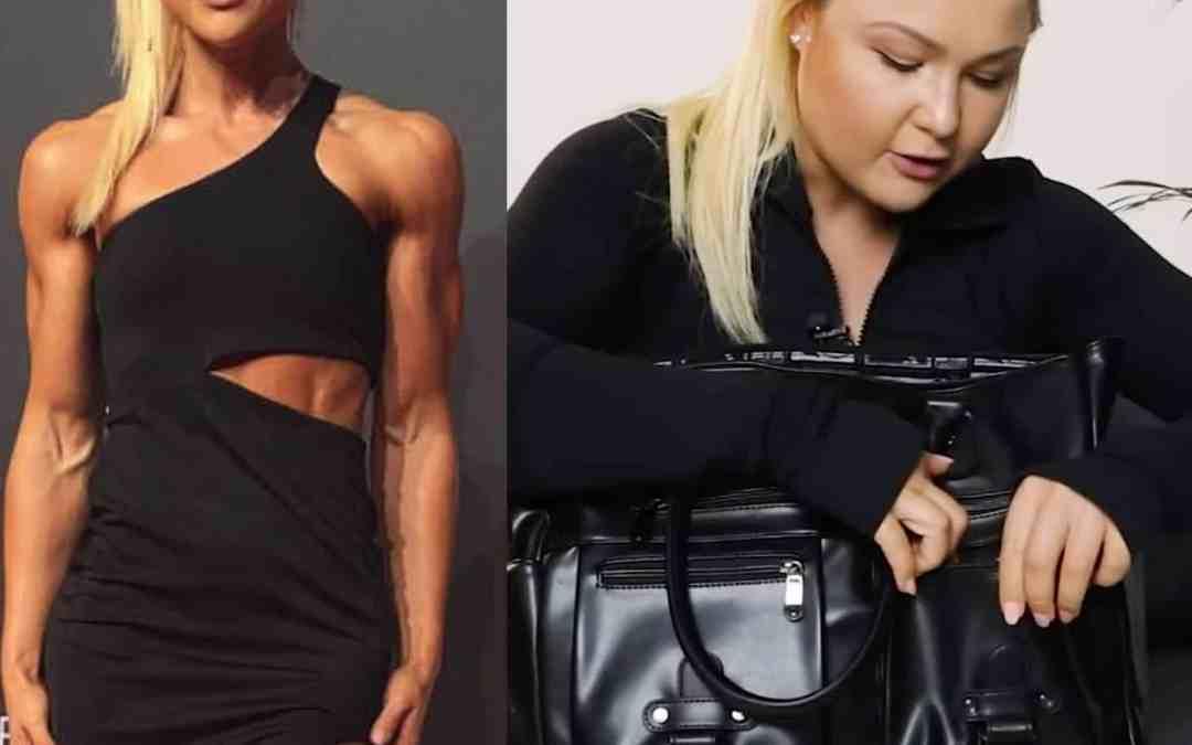 Sophia Thiels Kampf mit dem eigenen Körperbild: Eine wichtige Message an junge Frauen