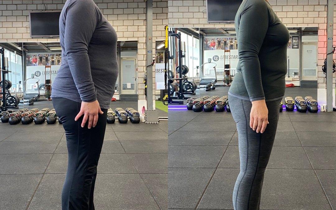 Wie Monika in 14.3 kg in 15 Wochen abgenommen hat