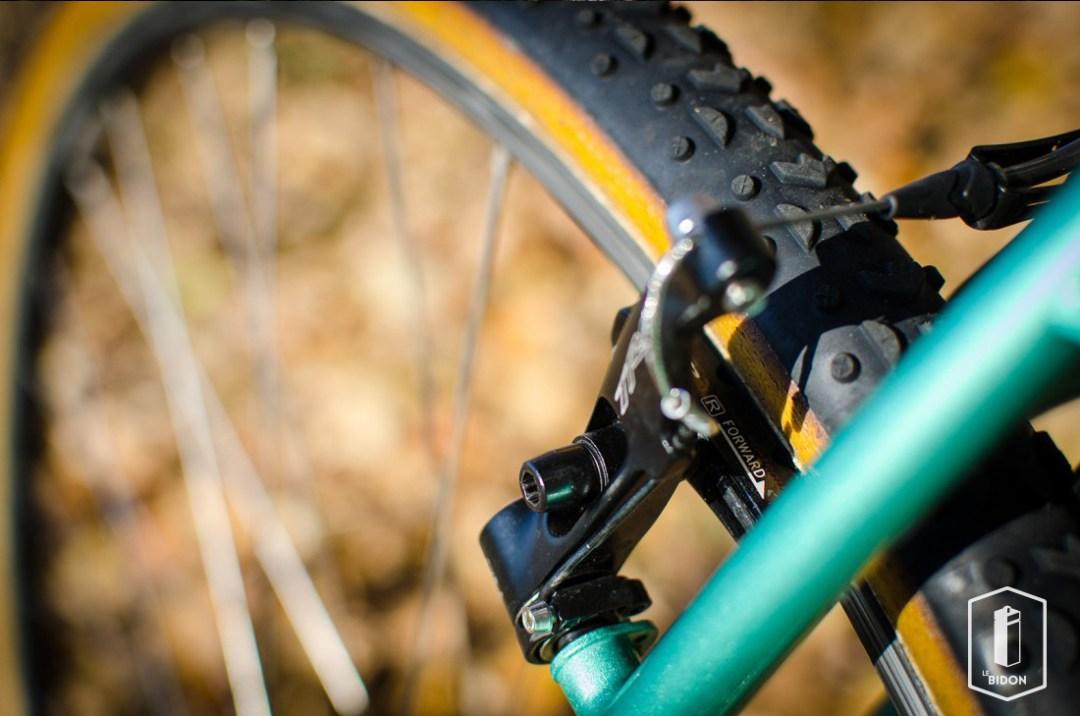 Kurtz acél singlespeed cyclocross kerékpár