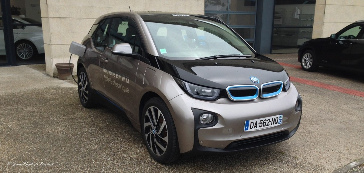 essai bmw i3 surprenante le billet auto passion automobile. Black Bedroom Furniture Sets. Home Design Ideas