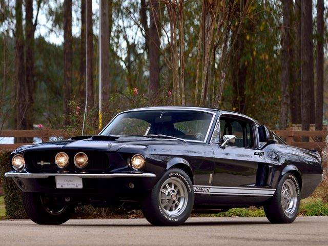 Shelby GT350 1967 Compresseur Paxton
