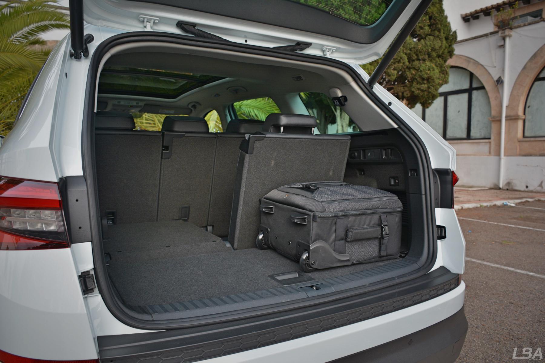 essai skoda kodiaq suvraiment bien fait le billet auto test drive. Black Bedroom Furniture Sets. Home Design Ideas