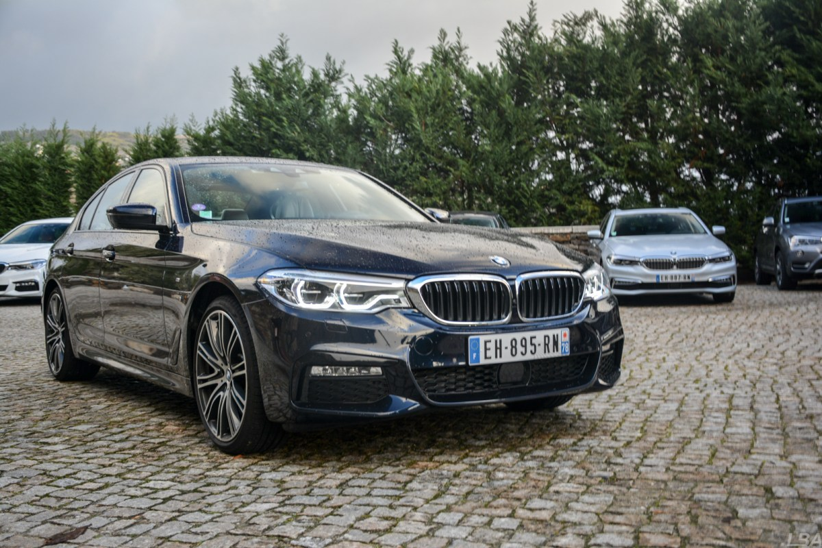 BMW-Serie5-540i-front