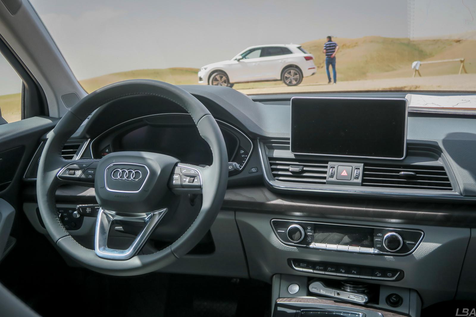 essai audi q5 un bon tout le billet auto passion automobile. Black Bedroom Furniture Sets. Home Design Ideas