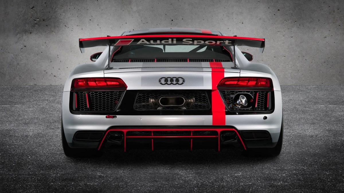 Gentleman Racer : Audi R8 LMS GT4
