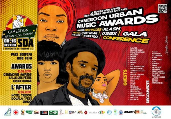 Cameroon Urban Music Awards 2018 | Le BizGO