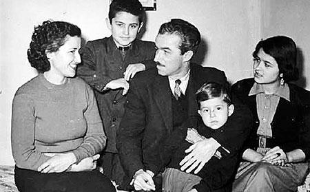 orhan kemal eşi ailesi ve çocukları