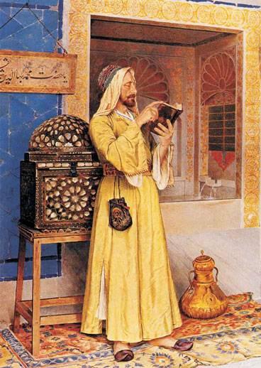 osman hamdi bey ab-ı hayat çeşmesi