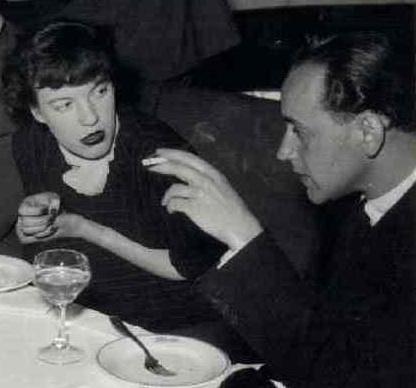 Paul Celan ve Ingeborg Bachmann