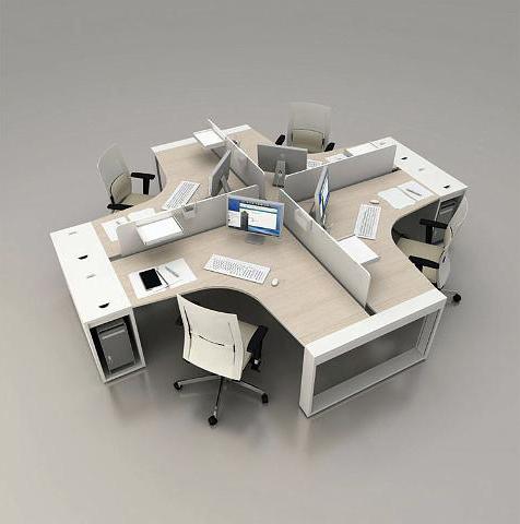 Bureau Toile
