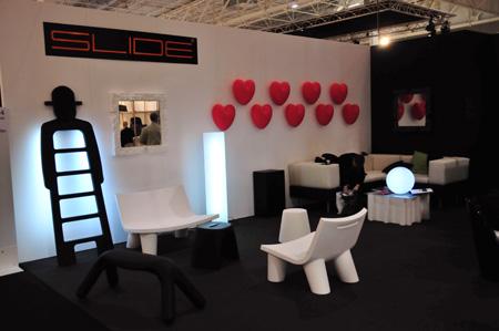Slide design - Maison et objets janvier 2010