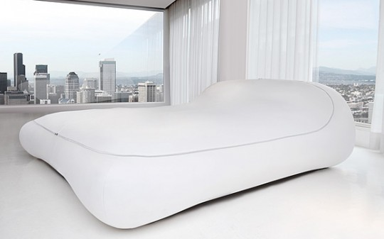Letto zip, zip bed by Florida furniture design
