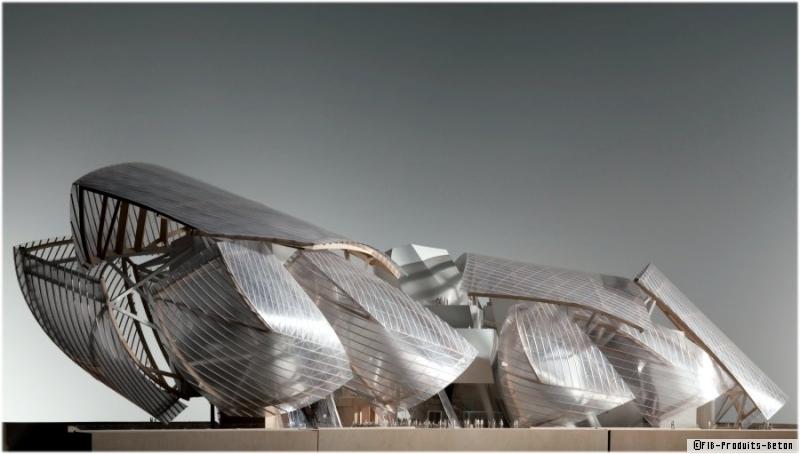 Fondation Louis Vuitton Pour La Cration
