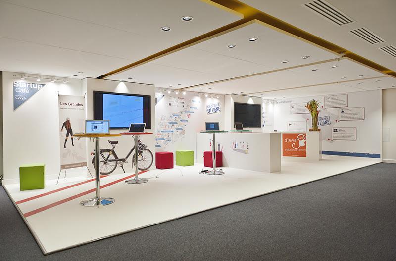 Startup Caf Espace Dtente Au Sige De Google Paris