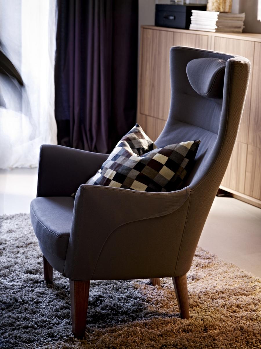 Fauteuil Vintage IKEA Stockholm