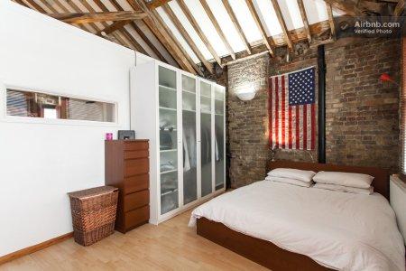 Best Home Design » chambre loft