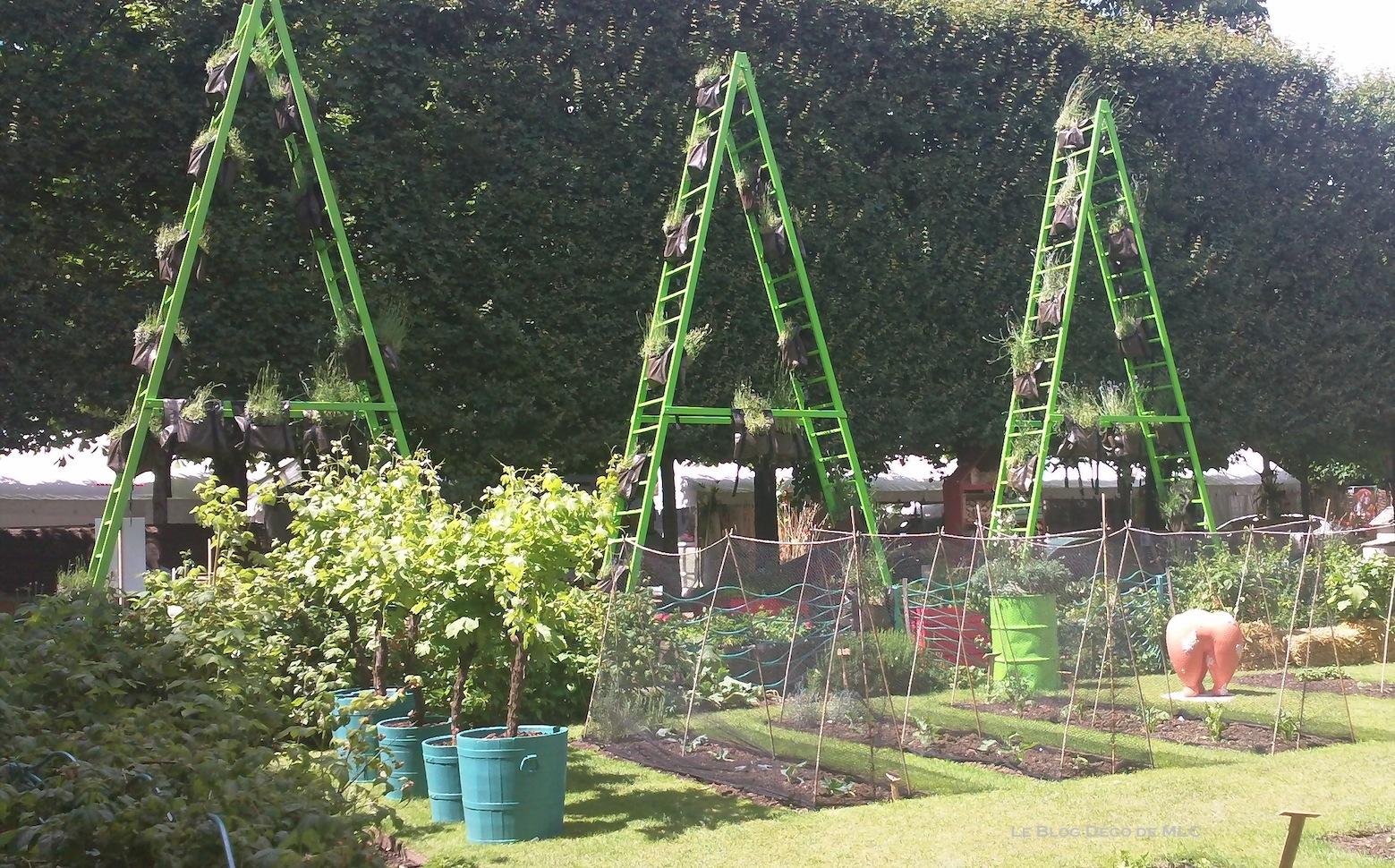 Deco Jardin Avec De La Recup déco balcons – terrasses et jardins – le blog déco de mlc