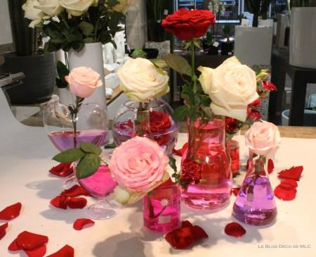 DIY-Saint-Valentin-une-jolie-composition-roses-composition-rose-moderne