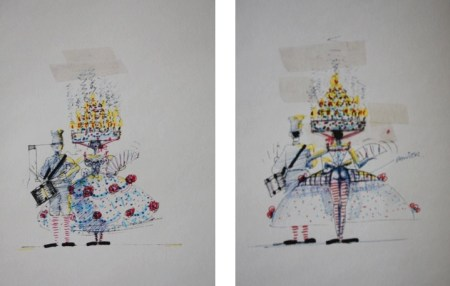 Saint-Valentin-Déco-lumineuse-papier-peint-JP-Goude-marquise-face-dos