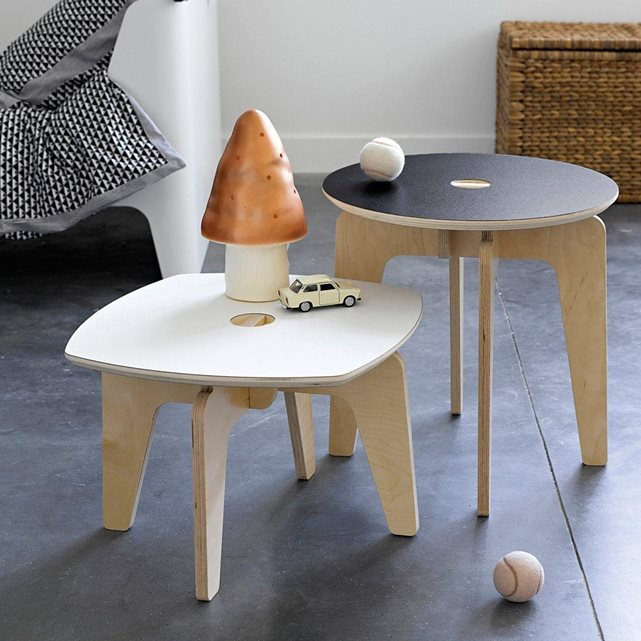 table slideart ampm chambre enfant