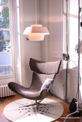 bo concept fauteuil Imola suspension privacy