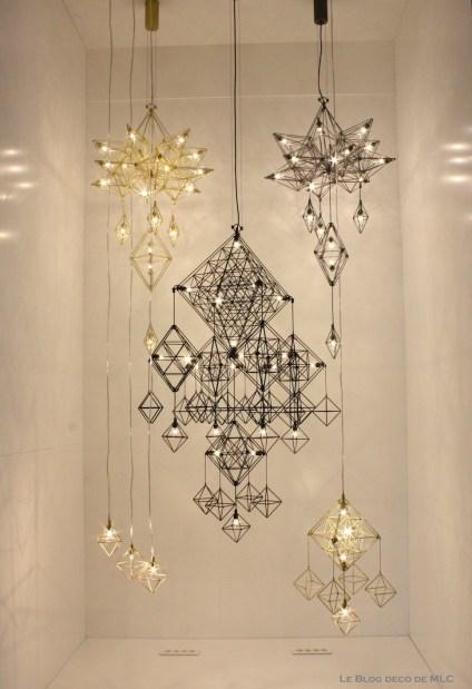luminaires lustre Forestier