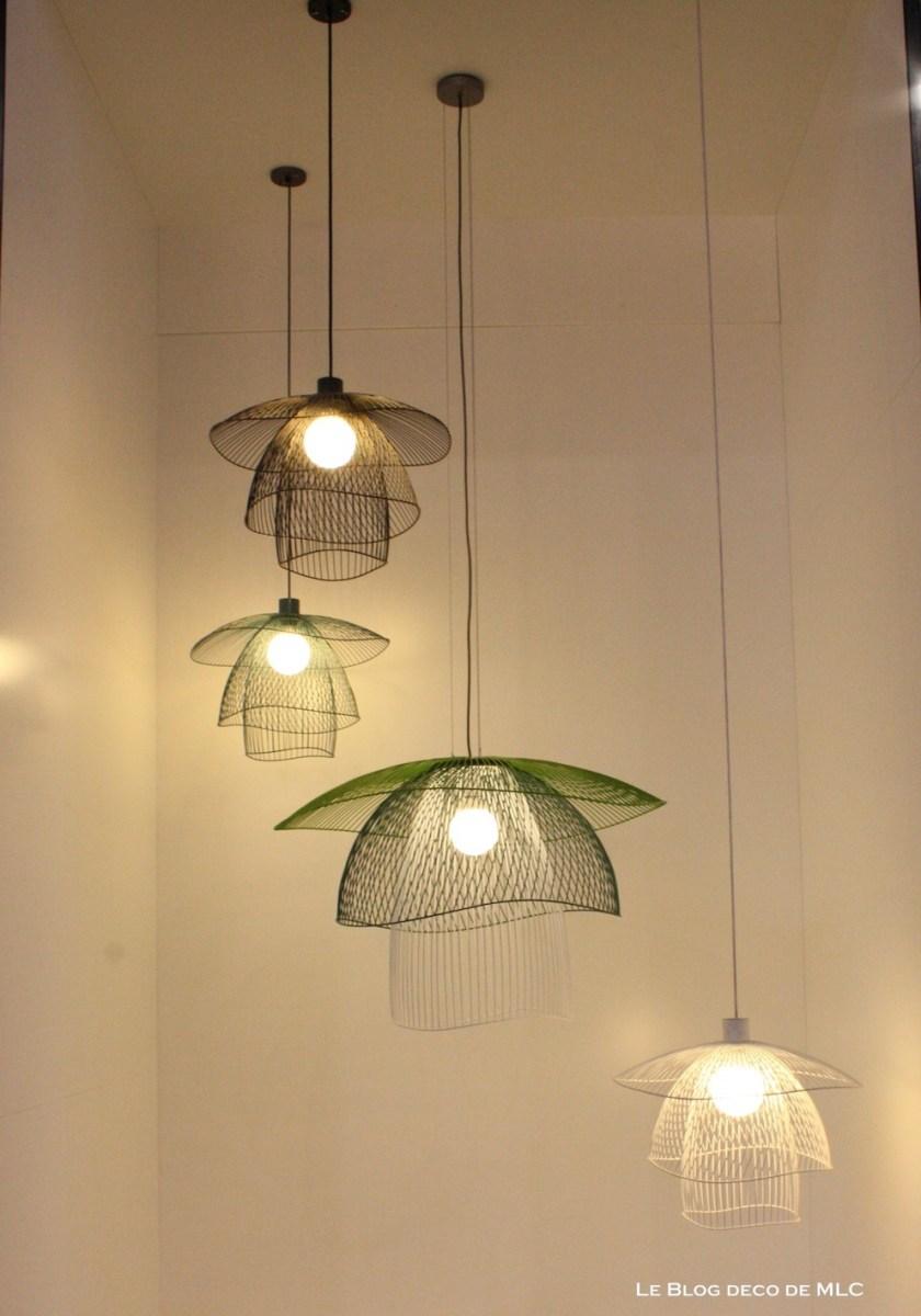 Lampe Suspension Papier Design les luminaires design font le décor – suspensions appliques